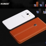 Luxury XUNDD Real Leather Case For Samsung Galaxy A8