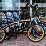 จักรยานพับได้ 20 นิ้ว New Tiger Sunrise