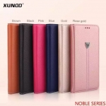 Luxury XUNDD Real Leather Case For Samsung Galaxy S6 Edge Plus
