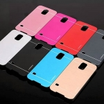 Case Cover For Samsung Galaxy NOTE2 MOTOMO Shell metal