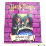 Harry Potter Enchanted Images Glow-in-the-Dark Book (ปี 2002 - มือสอง)