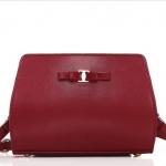 กระเป๋าแฟชั่น Axixi รหัสสินค้า AX48 สี แดง