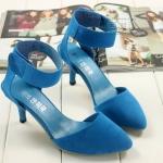 ** SALE 299 บาท ** รองเท้าส้นสูงนำเข้าจากเกาหลี