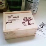 ตัวแสตมป์ Diary Cuti Stamp
