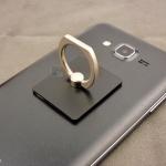 แหวนติดหลังเครื่องมือถือ ตั้งได้ หมุนได้ คล้องได้