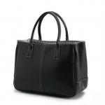 [ Pre-Order ] - กระเป๋าแฟชั่น นำเข้าสไตล์เกาหลี สีดำ ดีไซน์เรียบหรู น้ำหนักเบา ช่องใส่ของเยอะ เหมาะกับทุกโอกาส