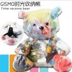ตุ๊กตาหมี ถุงใส่ของ(DIY)