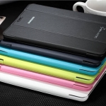 "Case Samsung Galaxy Tab S 8.4"" รุ่น Book Ultra Slim Thin"