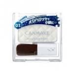 Canmake - Highlighter #No.01 Milky White