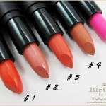 Bisous Bisous BB Lipstick Colour Swatches # No.03