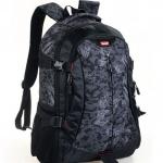 [ พร้อมส่ง ] - กระเป๋าเป้ แฟชั่นนำเข้า สีดำสุดเท่ ใบใหญ่จุของได้เยอะ ดีไซน์สวยเท่ๆ ใช้ได้ทั้งสาวๆ หนุ่มๆห้ามพลาดค่ะ