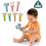 ตุ๊กตาผ้าบีบมือเสริมพัฒนาการ ELC เขย่ามีเสียง