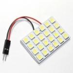 ไฟแผง LED SMD 24 ดวง ใหญ่ ขนาด 3.5CM*3CM