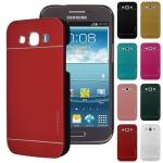 เคสครอบหลัง Samsung Galaxy Win I8552 รุ่น Motomo Shell metal