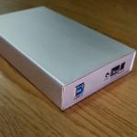 """Box External HDD 3.5"""" usb3.0 Blueendless"""