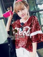 Coca Cola Brilliant Cami Blouse by Seoul Secret