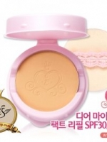 **หมดจ้า** Etude Dear My Blooming Pact SPF 30/PA+++ (Refill) No.W13