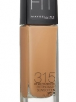 Maybelline - Fit Me Liquid SPF 18 Foundation Matches #No.315