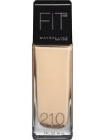 **พร้อมส่ง** Maybelline - Fit Me Liquid SPF 18 Foundation Matches #No.210