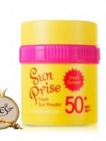 **ของหมดค้ะ** Etude Sun Prise Fresh Sun Powder SPF50+PA+++