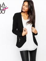 เสื้อสูทสีดำผู้หญิง
