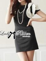 Lady Ribbon's Made Lady Juliet Smart Sexy Body-Con Dress