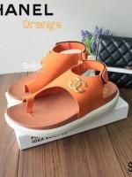 856) งานรองเท้าสุขภาพ สไตล์ Fitflop รัดส้น