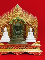 แท่นพระพม่า 17 นิ้ว (พระนอน)