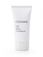 Cezanne UV Milky Foundation SPF17 PA++ # No.20 Ochre