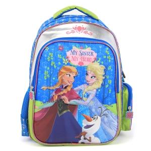 """กระเป๋าเป้ Frozen ลายเจ้าหญิงอันนา เอลซ่า 15"""""""