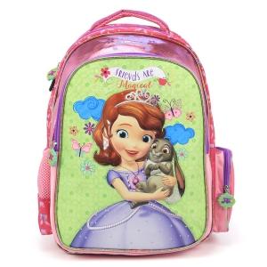 """กระเป๋าเป้ ลายเจ้าหญิงโซเฟีย 15"""""""