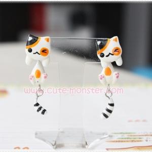 Black & orange cat