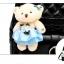 [ Pre-Order ] - กระเป๋าเป้แฟชั่น สไตล์เกาหลี สีชมพูสุดชิค 3 in 1 เย็บตารางบุนิ่ม ดีไซน์สวยเก๋ๆ งานหนังคุณภาพแบบมันเงา ปรับใช้งานได้หลากสไตล์ ที่สาวๆ ไม่ควรพลาด thumbnail 12