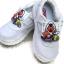 รองเท้าพละเด็กอนุบาลชาย สีขาว โฟร์เซ แบรนด์ Chappy thumbnail 4