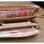 [ พร้อมส่ง ] - กระเป๋าสตางค์แฟชั่น สไตล์เกาหลี สีบรอนซ์ทอง ใบยาว หนัง Saffiano แต่งโลโก้ สไตล์แบรนด์ดัง งานสวยโดดเด่น น่าใช้มากๆค่ะ thumbnail 16
