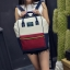[ ลดราคา ] - กระเป๋าเป้แฟชั่น สไตล์เกาหลี สีทรีโทน ใบใหญ่จุของเยอะ ดีไซน์สไตล์แบรนด์สุดฮิต เหมาะกับสาว ๆ ที่ชอบกระเป๋าเป้ใบใหญ่ๆ แต่น้ำหนักเบา thumbnail 2