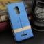 เคส Asus Zenfone3 Max 5.2 นิ้ว รุ่น Leather Silk Pattern Protective Case thumbnail 13