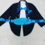 เซ็ตหูกระต่าย-ผ้าคาดเอว-ผ้าเช็ดหน้า สำหรับชุดทักซิโด้ thumbnail 3