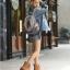 [ พร้อมส่ง Hi-End ] - กระเป๋าเป้แฟชั่น นำเข้าสไตล์เกาหลี สีเทาคลาสสิค สุดเท่ ดีไซน์สวยเก๋ไม่ซ้ำใคร สวยสุดมั่น เหมาะกับสาว ๆ ที่ชอบกระเป๋าเป้และสะพายได้ งานเนี้ยบสวยมากค่ะ thumbnail 19