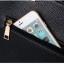 [ พร้อมส่ง ] - กระเป๋าแฟชั่น ถือ/สะพาย สีดำคลาสสิค หนังเย็บตารางเก๋ๆ ทรงตั้งได้ ดีไซน์สวยเรียบหรู ดูดี งานหนังคุณภาพ ช่องใส่ของเยอะ thumbnail 13