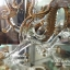 """ของที่ระลึกไทย แก้วเป่าทองตู้กระจกลวดลายมังกร ขนาด 3"""" 4"""" 6"""" 8"""" 11"""" 12"""" 16"""" 18"""" 24"""" thumbnail 3"""