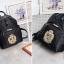 [ พร้อมส่ง HI-End ] - กระเป๋าเป้แฟชั่น สไตล์เกาหลี สีดำคลาสสิค ปักลายสุดเก๋ ดีไซน์สวยเท่ๆ งานผ้าร่มไนลอนอย่างดี น้ำหนักเบา น่าใช้มากๆค่ะ thumbnail 23