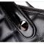[ ลดราคา ] - กระเป๋าแฟชั่น ถือ&สะพาย สไตล์เกาหลี สีดำคลาสสิคเย็บตาราง สายหนัง ขนาดกระทัดรัด ดีไซน์สวยเรียบหรู เท่ๆดูดี เหมาะทุกโอกาสการใช้งาน thumbnail 19