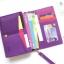 [ พร้อมส่ง ] - กระเป๋าสตางค์แฟชั่น สไตล์เกาหลี สีม่วงสุดชิค ใบยาว แต่งกระรอกน้อย งานสวยน่ารัก น่าใช้มากๆค่ะ thumbnail 3