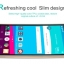 Nillkin Nature Slim Clear TPU Case Cover for LG G4 thumbnail 2