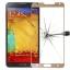 - ฟิล์มกระจกนิรภัย ขอบสีทอง For Samsung Galaxy A7 thumbnail 6