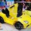 รถเก๋งแลมโบกินี่ปีกนกสีเหลือง thumbnail 1