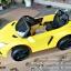 รถเก๋งแลมโบกินี่ปีกนกสีเหลือง thumbnail 6
