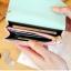 [ พร้อมส่ง ] - กระเป๋าสตางค์แฟชั่น สไตล์เกาหลี สีชมพูเข้ม ใบเล็ก แต่งมงกุฎ งานสวยน่ารัก น่าใช้มากๆค่ะ thumbnail 17