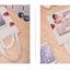[ พร้อมส่ง ] - กระเป๋าแฟชั่น นำเข้าสไตล์เกาหลี ถือ&สะพายไหล่ ดีไซน์น่ารักเก๋ๆ สีสันสดใส น้ำหนักเบา ช่องใส่ของเยอะ เหมาะกับทุกโอกาส thumbnail 49